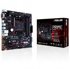 PLACA MAE ASUS PRIME B450M M.2 AMD AM4 DDR4 3466/2133 VGA HDMI DVI