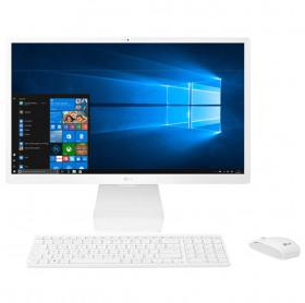 COMPUTADOR LG ALL-IN-ONE 24V50N INTEL CORE I5-10210U/8GB/1TB/23.8 FHD/TV/WIND.10