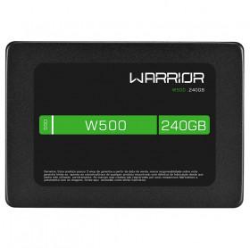 HD SSD 240GB 2.5 SATA III W500 SLIM 7MM GAMER WARRIOR SS210