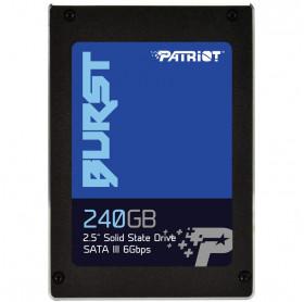 HD SSD 240GB 2.5 SATA III PATRIOT 7MM PBU240GS25SSDR