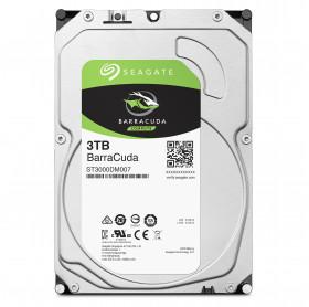 HD 3TB 3.5 SATAIII 6.0GB/S 7200RPM 64MB SEAGATE BARRACUDA ST3000DM008