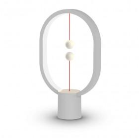 LUMINARIA USB LED HENG LAMP M ELG CINZA CLARO HLMN175FLY