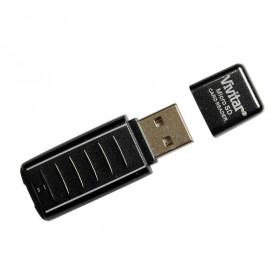 LEITOR USB E GRAVADOR DE CARTAO DE MEMORIA MICRO SD/SDHC VIVRW1000