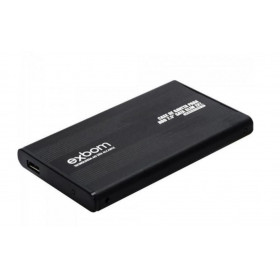 GAVETA EXTERNA USB 2.0 HD 2.5 SATA EXBOM ALUMINIO CGHD-10
