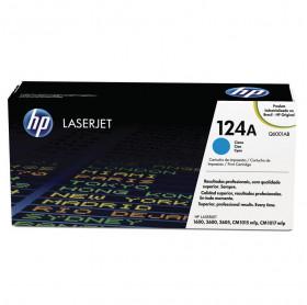 TONER HP CM1015/CM1017/2600N/2605DN/2605DTN 124A AZUL Q6001AB