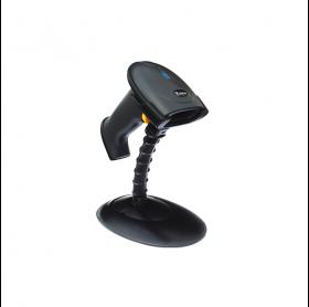 LEITOR CODIGO DE BARRAS USB LASER TANCA TL-220 C/ SUPORTE PRETO