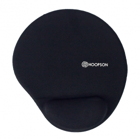 MOUSE PAD GEL HOOPSON MP-54 PRETO