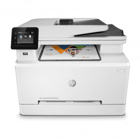 IMPRESSORA HP M281FDW T6B82A MULTIFUNCIONAL LASER PRO COLOR WIRELESS 22PPM 110V