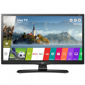 MONITOR TV LED 28 LG SMART 28MT49S-PS WIFI DTV HDMI/USB VESA PRETO