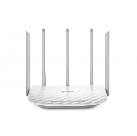 ROTEADOR TP-LINK ARCHER C60 AC1350 WI-FI DUAL BAND 867MBPS 5GHZ+ 450MBPS 2.4GHZ