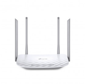 ROTEADOR TP-LINK ARCHER C50 AC1200 WI-FI DUAL BAND 867MBPS 5GHZ+ 300MBPS 2.4GHZ
