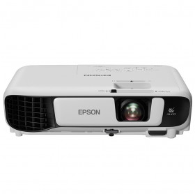 PROJETOR EPSON POWERLITE S41+ 3LCD 3300 LUMENS SVGA 800X600 HDMI