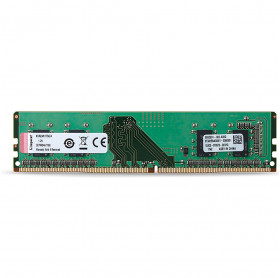 MEMORIA 4GB DDR4 KINGSTON PC4-2400 2400MHZ KVR24N17S6/4