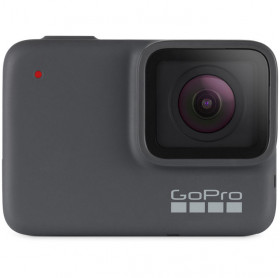 CAMERA FILMADORA DIGITAL GOPRO HERO 7 SILVER 10MP 60FPS VIDEO 4K30