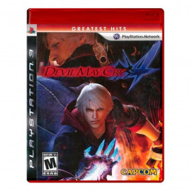 JOGO PS3 DEVIL MAY CRY 4 GREATEST HITS