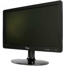 MONITOR LED 15.6 PCTOP VGA/HDMI/VESA PRETO MLP156HDMI