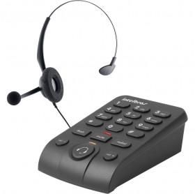 TELEFONE C/ HEADSET INTELBRAS HSB50