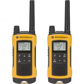 RADIO COMUNICADOR MOTOROLA T400BR 35KM 26 CANAIS