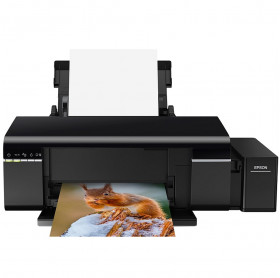 Impressora Epson L805 Ecotank Colorida Wireless