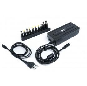 FONTE UNIVERSAL PISC P/ NOTEBOOK 90W BIVOLT C/USB 10 PLUGS 15V A 20V