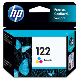 CARTUCHO HP 122 2ML CH562HB COLOR D1000/D2050/D3050