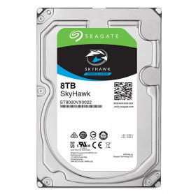 HD 8TB SATA III 3.5 SEAGATE SKYHAWK 7200RPM 256MB ST8000VX0022 - VIGILANCIA-DVR