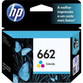 CARTUCHO HP 662 2ML CZ104AB COLOR 2515/2516/3515/3516