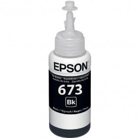 REFIL DE TINTA EPSON T673120 PRETO 70 ML L800 L805 L810 L850 L1800