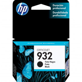 CARTUCHO HP CN057AL 932 8.5ML PRETO 6100//6700/7610/7612