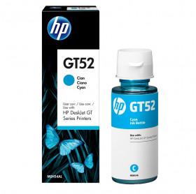 REFIL DE TINTA HP GT52 M0H54AL 70ML CIANO