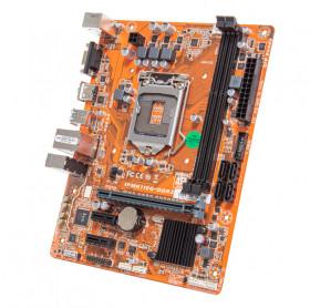 PLACA MAE PCWARE IPMH110G DDR3 BOX LGA1151 INTEL CORE I3/I5/I7 VGA HDMI