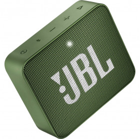 CAIXA DE SOM PORTATIL JBL GO 2 VERDE IPX7 BT 3W JBLGO2GRN