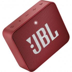 CAIXA DE SOM PORTATIL JBL GO 2 VERMELHA IPX7 BLUETOOTH 3W RMS JBLGO2RED