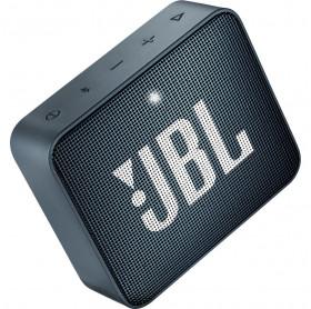CAIXA DE SOM PORTATIL JBL GO 2 NAVY IPX7 BLUETOOTH 3W RMS JBLGO2NAVY
