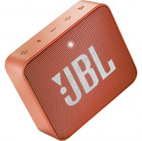 CAIXA DE SOM PORTATIL JBL GO 2 LARANJA IPX7 BLUETOOTH 3W RMS JBLGO2ORG