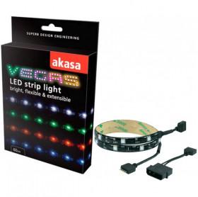FITA LED AKASA VEGAS MAGNETIC LED VERDE 50CM AK-LD05-50GN