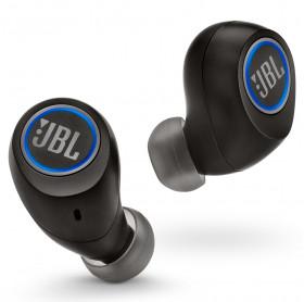 FONE JBL FREE X BLACK BLUETOOTH PRETO JBLFREEXBLKBT