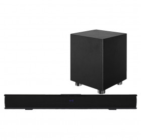 CAIXA DE SOM HOME CINEMA HOOPSON SW01 BLUETOOTH 110W PRETO