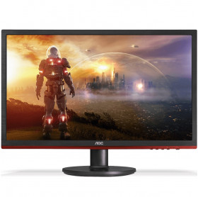 MONITOR LED 21.5 AOC G2260VWQ6 GAMER FULL HD WIDE 1MS VGA HDMI DP