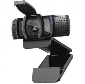 WEBCAM C920S LOGITECH PRO FULL HD 1080P PRETA 960-001257