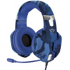 Headset Gamer Trust GXT 322 Carus Azul