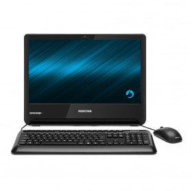 COMPUTADOR ALL IN ONE POSITIVO MASTER A2100 CORE I3-7100U/4GB/240SSD/18.5/DOS