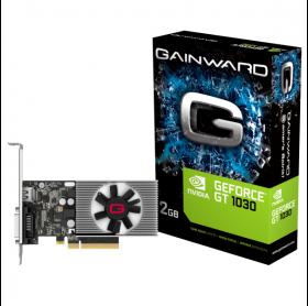 PLACA DE VIDEO 2GB DDR5 64 BITS GT1030 GAINWARD PCI- E DVI/HDMI NE5103000646-108