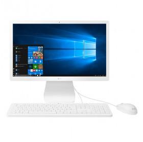 COMPUTADOR LG ALL-IN-ONE 22V280 INTEL QUADCORE N4100/4GB/500GB/21.5/WIND.10/BCO