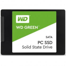 HD SSD 480GB 2.5 SATA III WD GREEN 7MM WDS480G2G0A