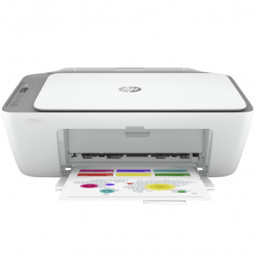IMPRESSORA HP 2776 7FR20A MULTIFUNCIONAL INK ADVANTAGE WI-FI BRANCA/CINZA