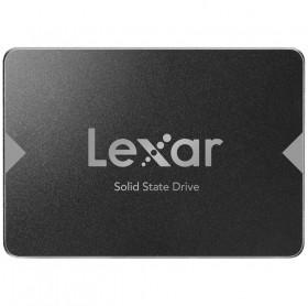 HD SSD 512GB 2.5 SATA III LEXAR NS100 LNS100-512RBNA