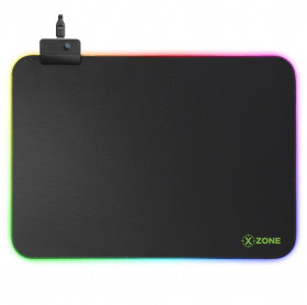 MOUSE PAD XZONE GMP-01 USB 10 MODOS DE ILUMIN.LED RGB