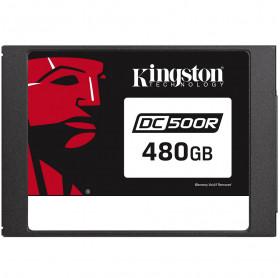 HD SSD 480GB SERVIDOR ENTERPRISE 2.5 SATA III KINGSTON DC500R SEDC500R-480G
