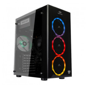 COMPUTADOR FLYPC INTERMEDIARIO GAMING IN-IG540-81TB-GT73-R350-RED-A - LINUX